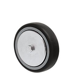 колеса из серой резины