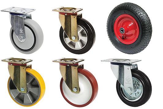 колеса на тележки - Сумки.
